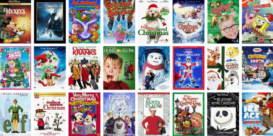 M Hawks Top 10 Classic Christmas Movies and Music