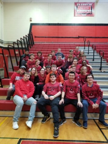 Congratulations to New Castle High's Robotics Team