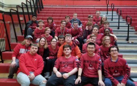 Congratulations to New Castle High's Robotics Team