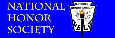 National Honor Society 2018