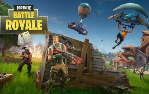 Fortnite: Battle Royal