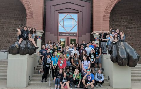 17 State Champions from New Castle PJAS State Science Fair