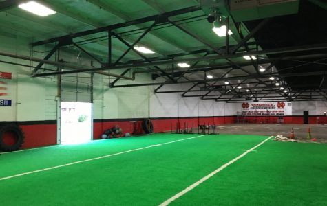 The Rack: Warehouse to Training Facility