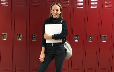 Interview with Maria Sergiienko our Foreign Exchange Student