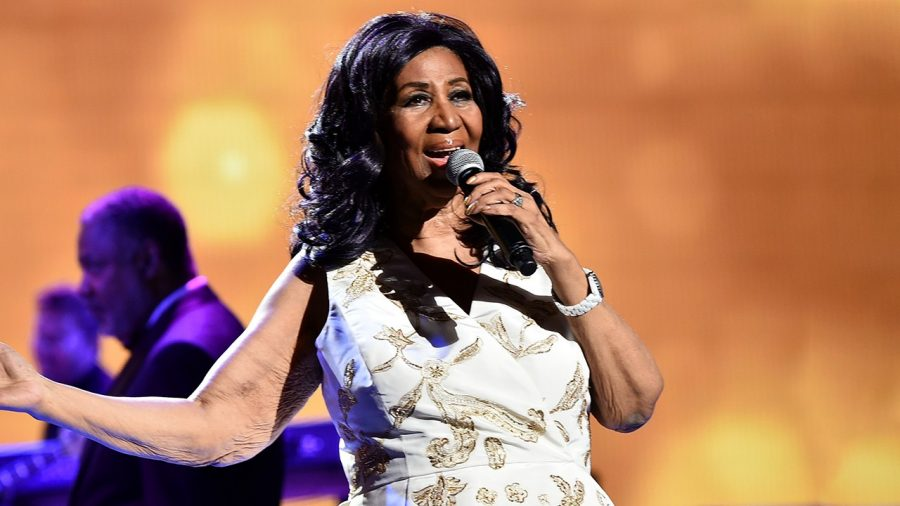 Legends Lost: Aretha Franklin