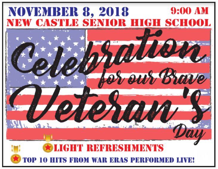 Veteran's Day Program 2018