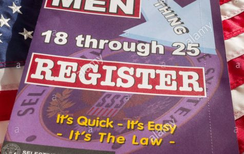College Seniors (Men Only) Selective Service Registration