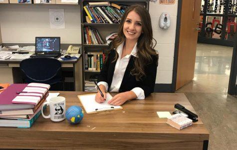 Meet Miss. Harth Student Teacher from Slippery Rock University