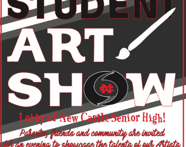 New Castle Area School District Art Show Tuesday April 30