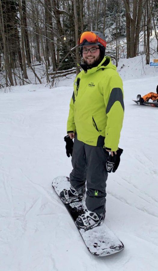 Mr. Samples Skiing Stories Senior Edition