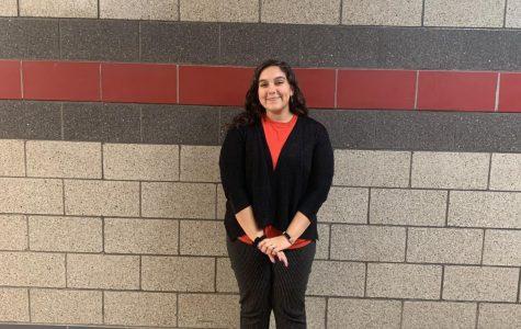 Meet Miss. Lebron, Student Teacher from SRU!