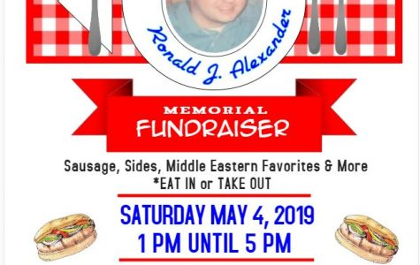 Please join us for the 2nd annual Ronald J Alexander Memorial Fundraiser
