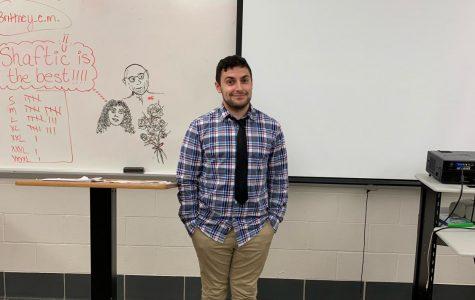 Mr. Fay  Student Teacher Interview