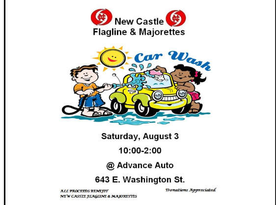 Car Wash August 3, 2019