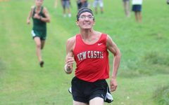 Ten Questions with Senior Cross Country Runner Anthony Litrenta
