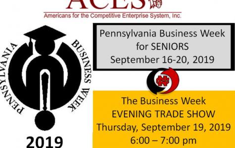 Business Week 2019!! Trade Show Thursday September 19, 2019