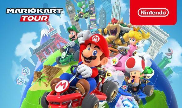 Mario Kart Tour Out Now on IOS!