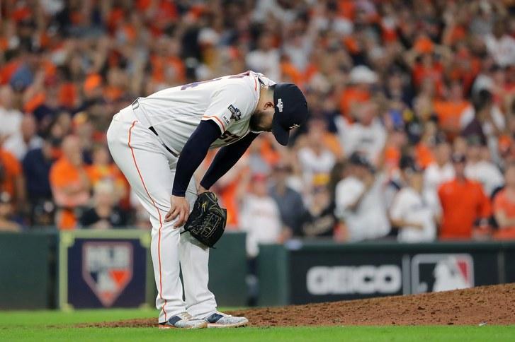 Houston Astros  Acting Unfairly
