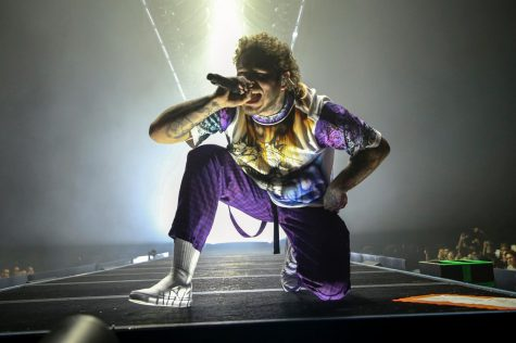 Post Malone - Runaway Tour PPG Paints Arena 2020