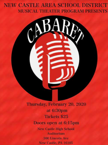 New Castle Senior High School Cabaret