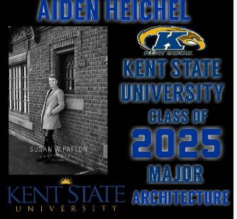 Aiden Heichel Senior Year