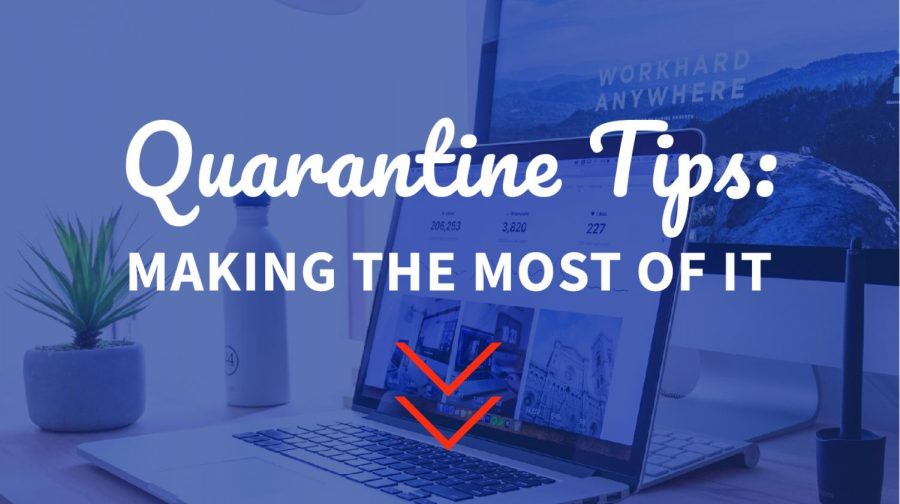 Staying Healthy in Quarantine Fast Tips!!1