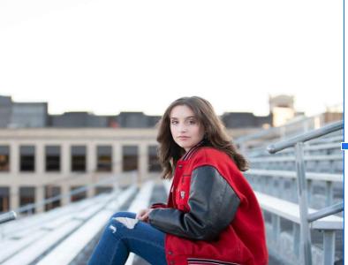 Interview with Camri Cochran Senior Editor