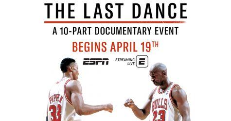 THE LAST DANCE/ESPN