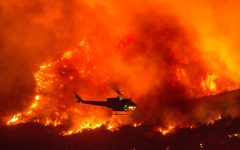 Forest Fires in El Dorado, California