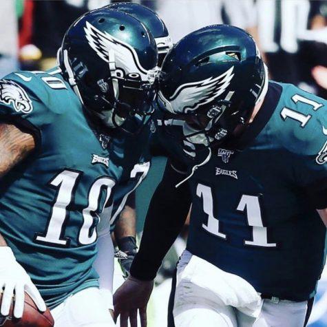 The Philadelphia Eagles Completely Destroyed Carson Wentz