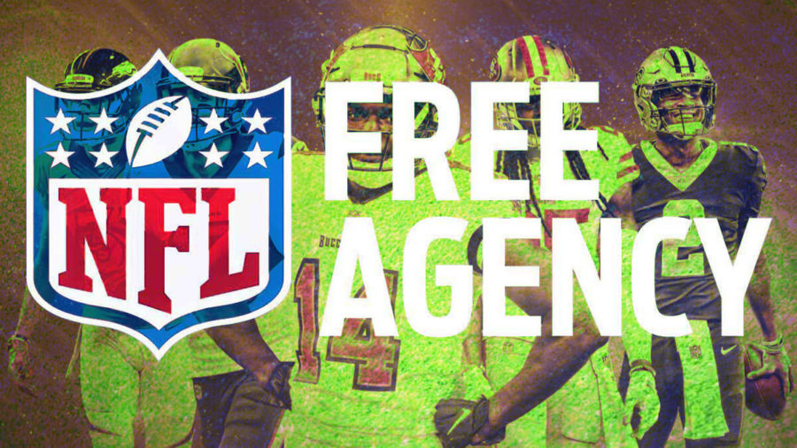 Free+Agency+Opens+In+The+NFL%21