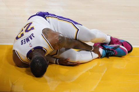 Injuries Within Sports
